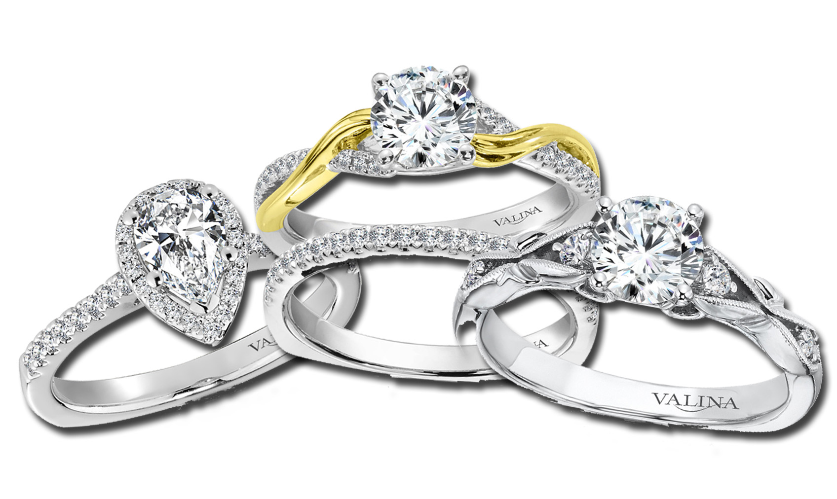 Valina Bridal - valina.jpg - brand name designer jewelry in Bowling Green, Ohio
